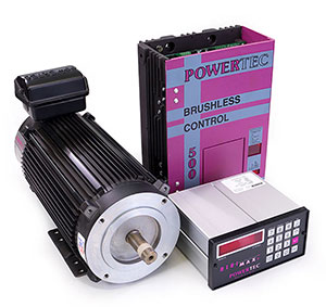 Powertec 500 drive repair